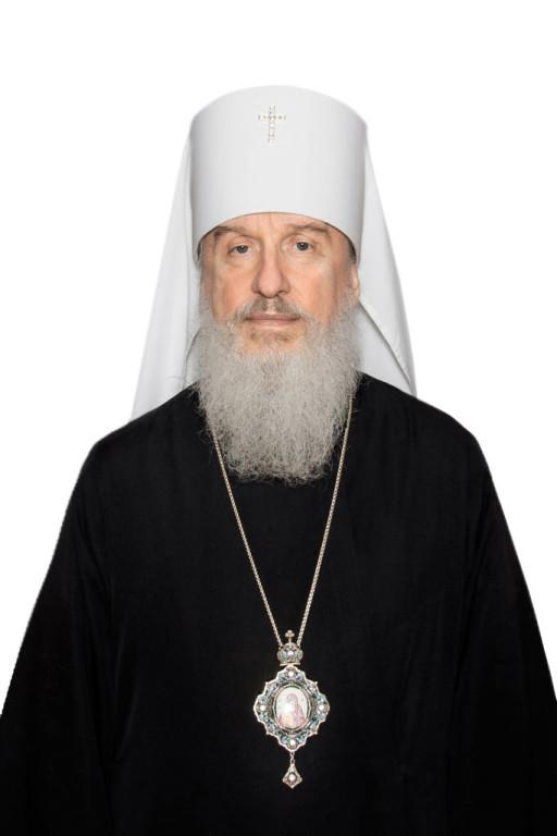митрополит Димитрий Тобольский и Тюменский